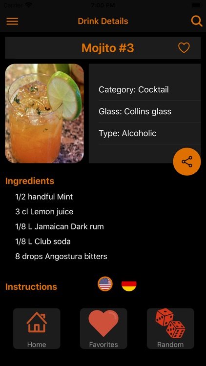 Drinks & Cocktails - PRO screenshot-4