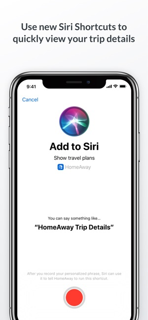 HomeAway Vacation Rentals on the App Store
