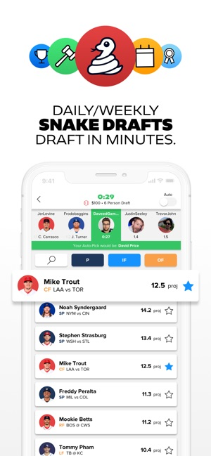 DRAFT: Daily Fantasy Sports on the App Store