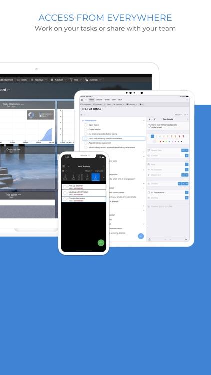 Organize:Me Cloud To-Do's screenshot-8