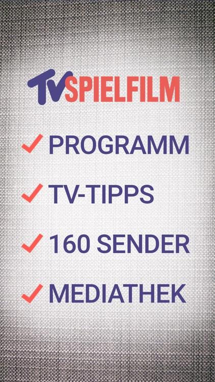 TV SPIELFILM - TV Programm screenshot-3