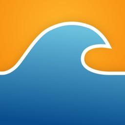 Line App Surf Forecast