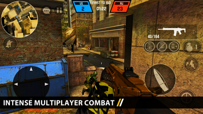 Screenshot from Bullet Force
