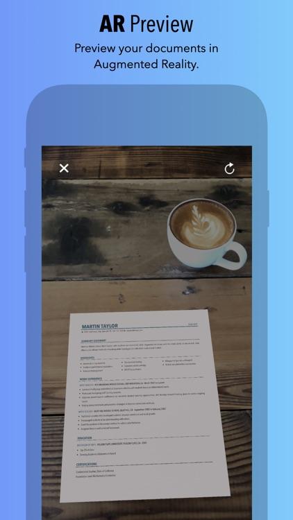 Resume Builder by Nobody screenshot-6