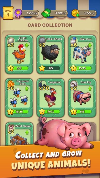 Idle Farmer - Farming Country screenshot-0