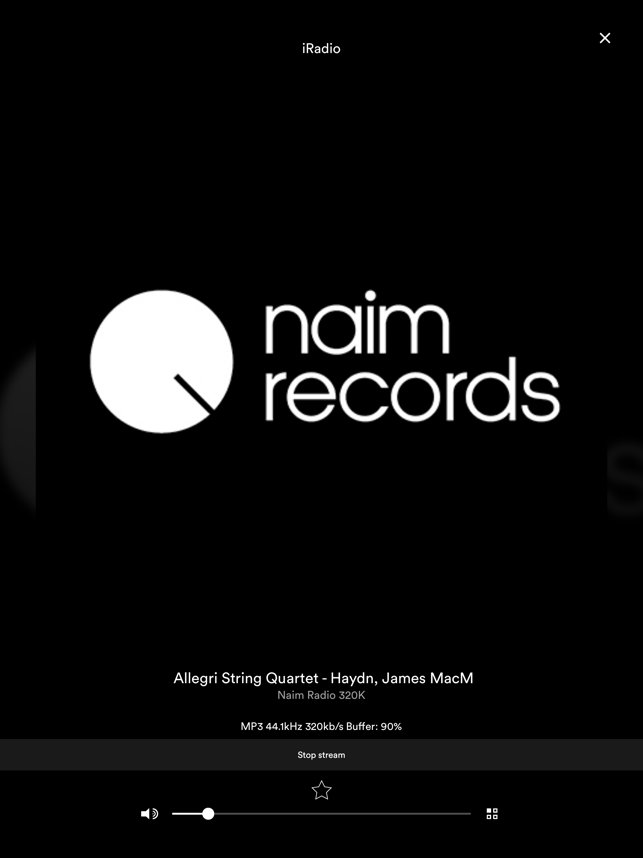 ‎Naim Screenshot