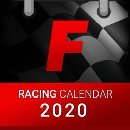 Formula Calendar 2020