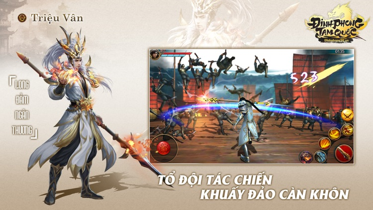 Đỉnh Phong Tam Quốc screenshot-4