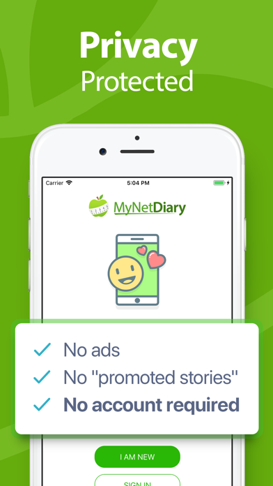 Calorie Counter by MyNetDiary Screenshot 9
