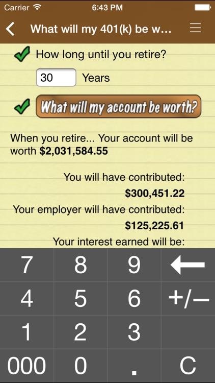 10bii Financial Calculator screenshot-4