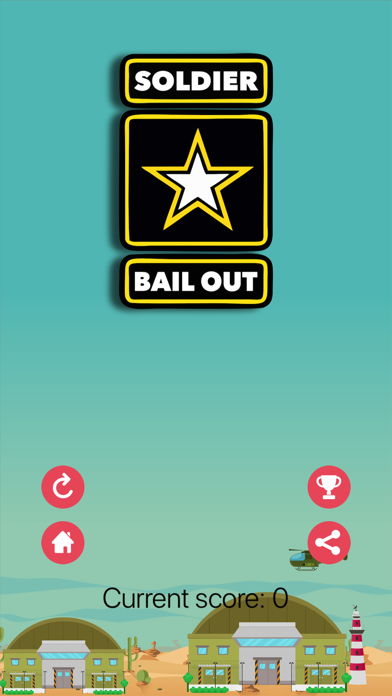 Soldier Bail Out screenshot 6
