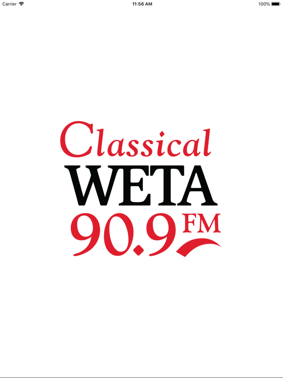 Classical WETA screenshot