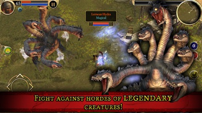 Titan Quest HD ScreenShot1