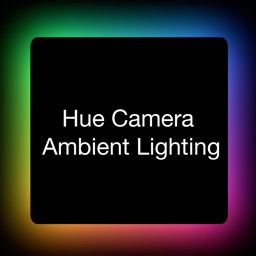 Hue Camera Ambient Lighting