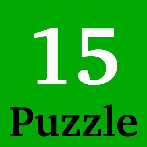 15 Puzzle - Supports Hint