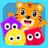 形状与颜色—儿童早教画画拼图游戏