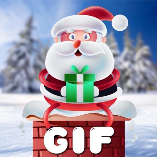 Christmas Gif Stickers