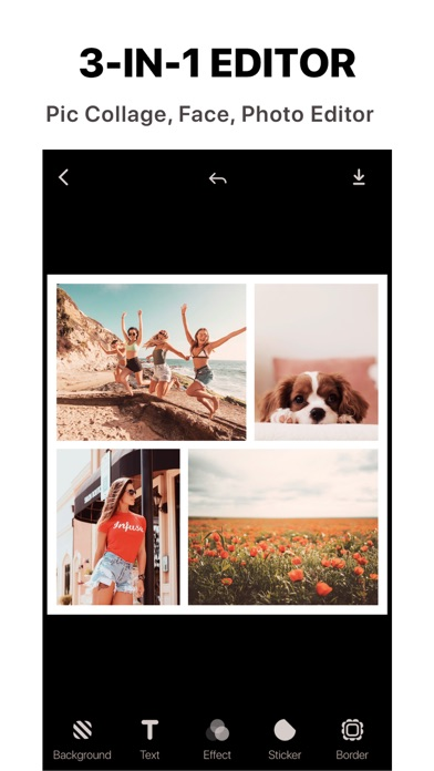 Top 10 Apps like PicsArt Photo Editor + Collage in 2019 for