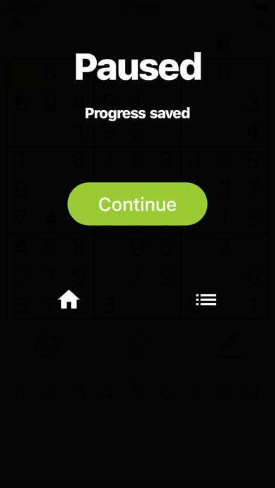 Daily Sudoku - Brain Training screenshot 3
