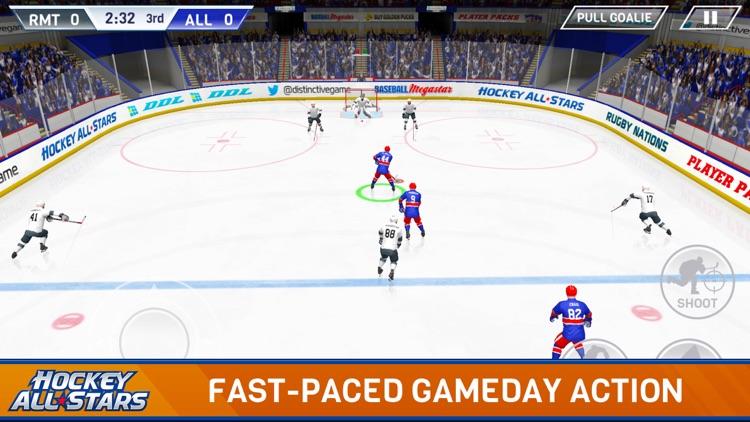 Hockey All Stars By Distinctive Games
