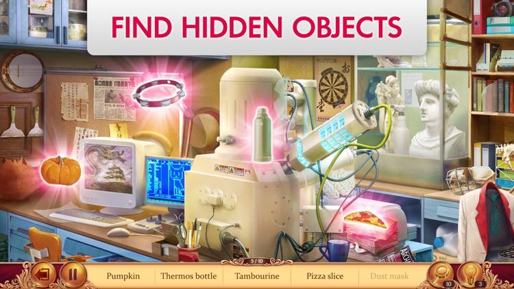 Hidden Relics: Art Detective screenshot-0