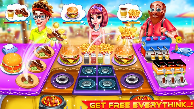 Cooking Lord Chef Cooking Game screenshot-3
