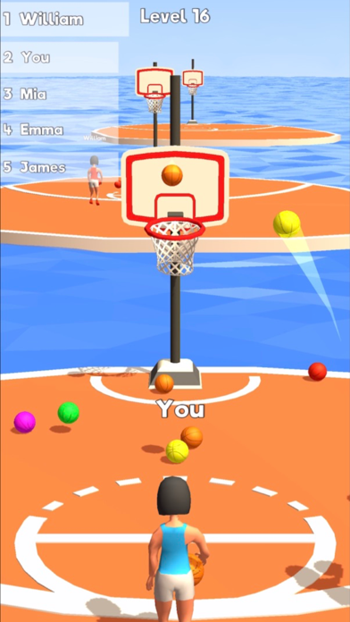 Basketball Hero! screenshot 5