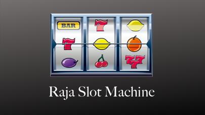 Raja Slot Machine screenshot #1