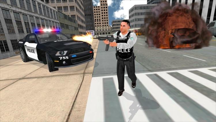 Police Simulator Cop Car Duty screenshot-6