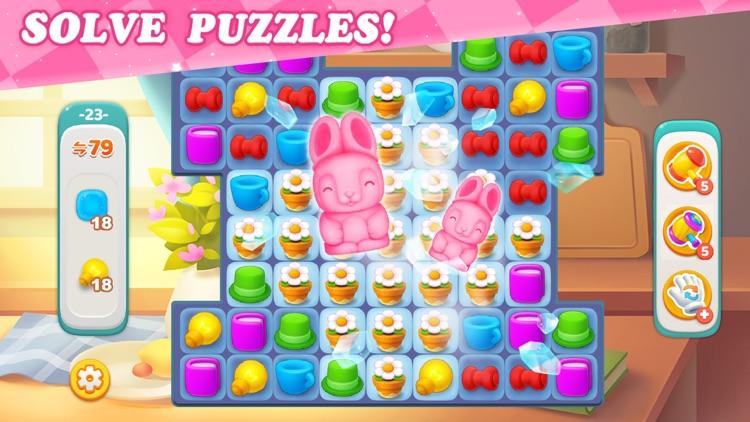 Dream Home Match 3 Puzzles Gam