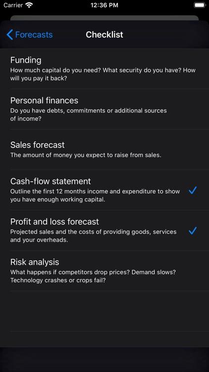 Business Plan screenshot-3