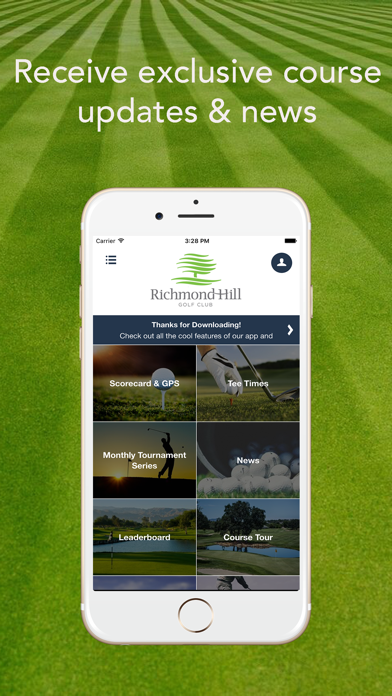 Richmond Hill Golf screenshot 2