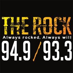 The Rock at 94.9 & 93.3, KAGO