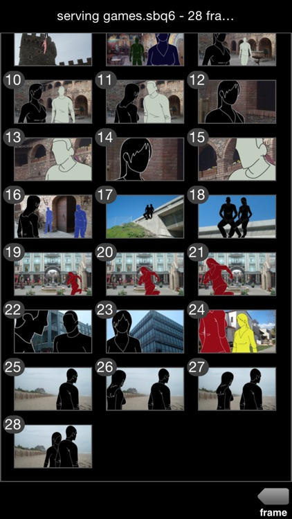 StoryBoard Quick Direct iPhone