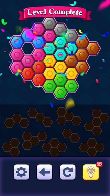 Block Hexa Puzzle 2019 screenshot-4
