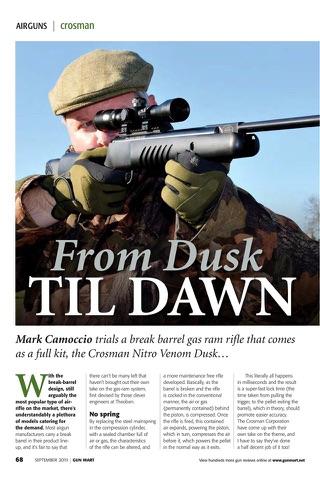 GunMart Magazine - náhled
