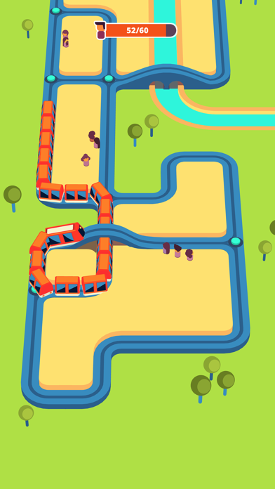 Train Taxi Screenshot 1