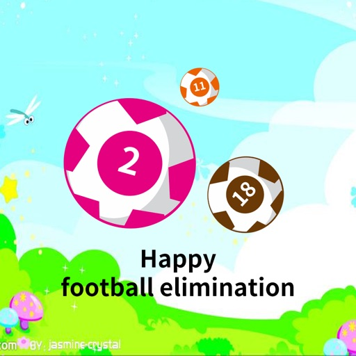 Happy Football Disappear