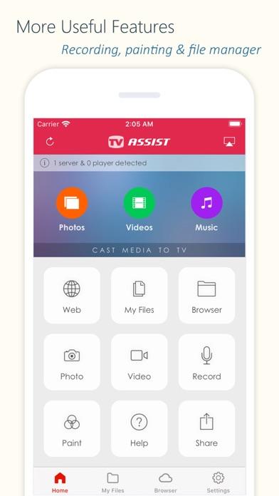 TV AssistScreenshot of 5