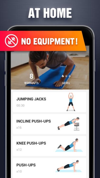Home Workout - No Equipments screenshot-5