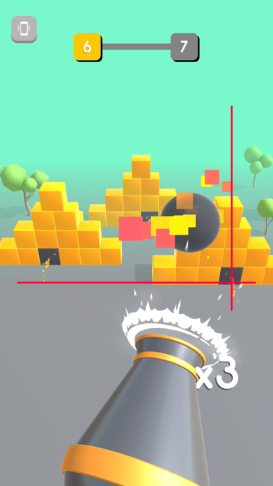 Block Kaboom screenshot 2