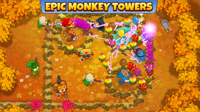 Screenshot of Bloons TD 6 App