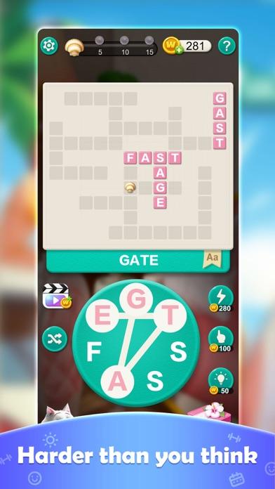 Word Villas -  Puzzle & Story screenshot 3