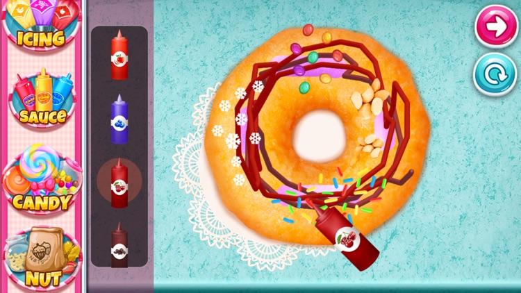 Donut Maker-Canival Food Shop screenshot-5