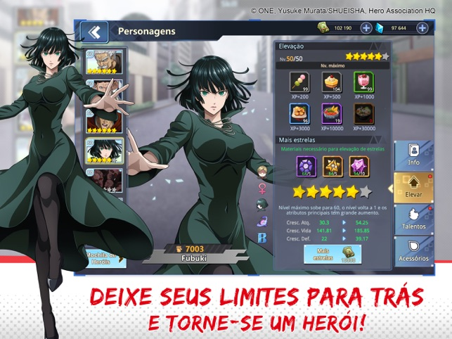 ‎One-Punch Man: Road to Hero Screenshot