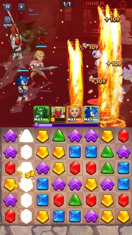 SEGA Heroes: RPG Match 3 Games screenshot-6