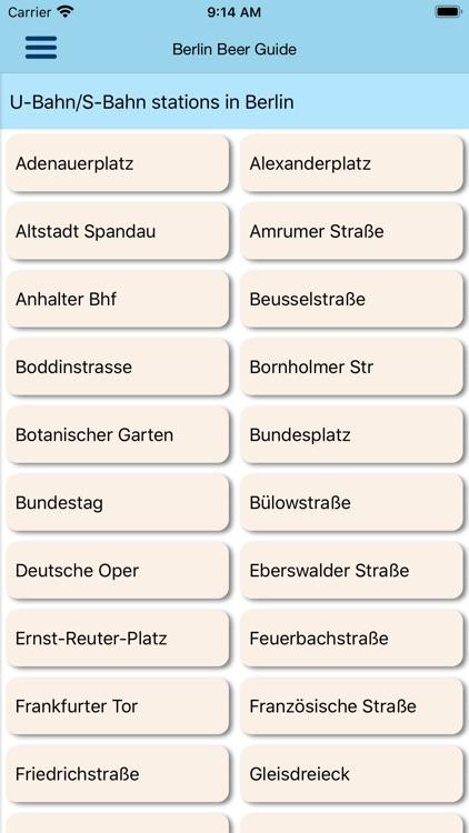 Beer Guide Berlin screenshot-7