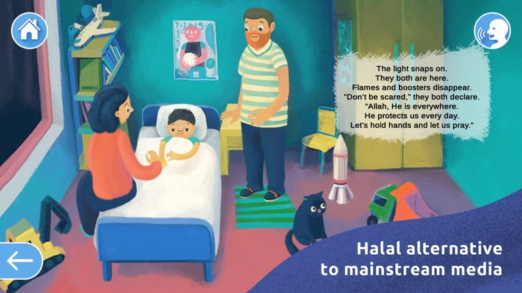 Miraj Islamic Stories for Kids