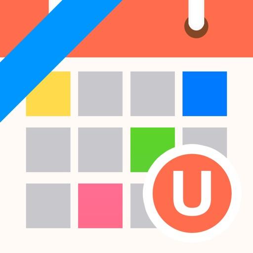 Ucカレンダー見やすい人気のスケジュール帳