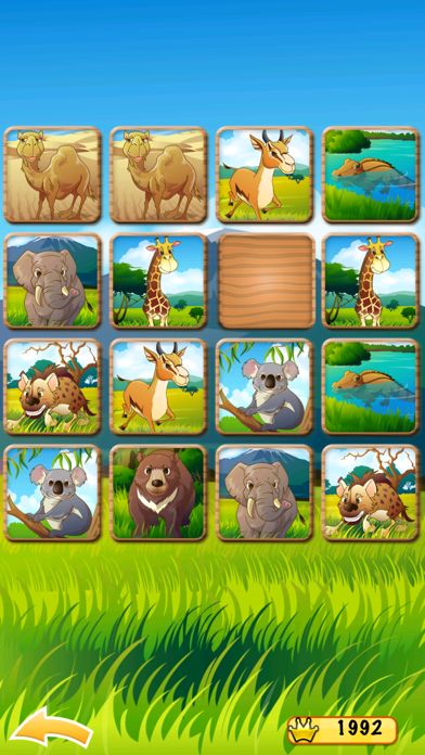 Animal Zoo Match for KidsScreenshot of 7